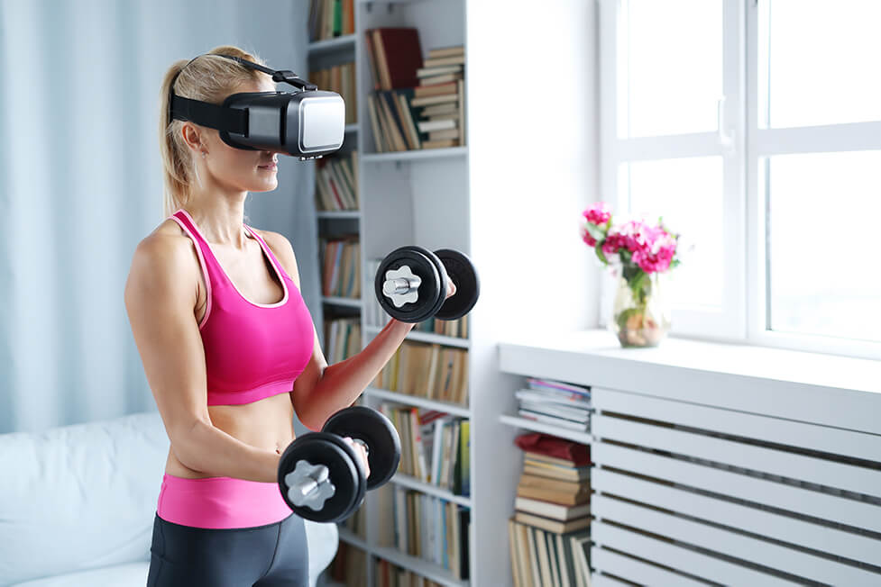 Virtual reality used for training workers