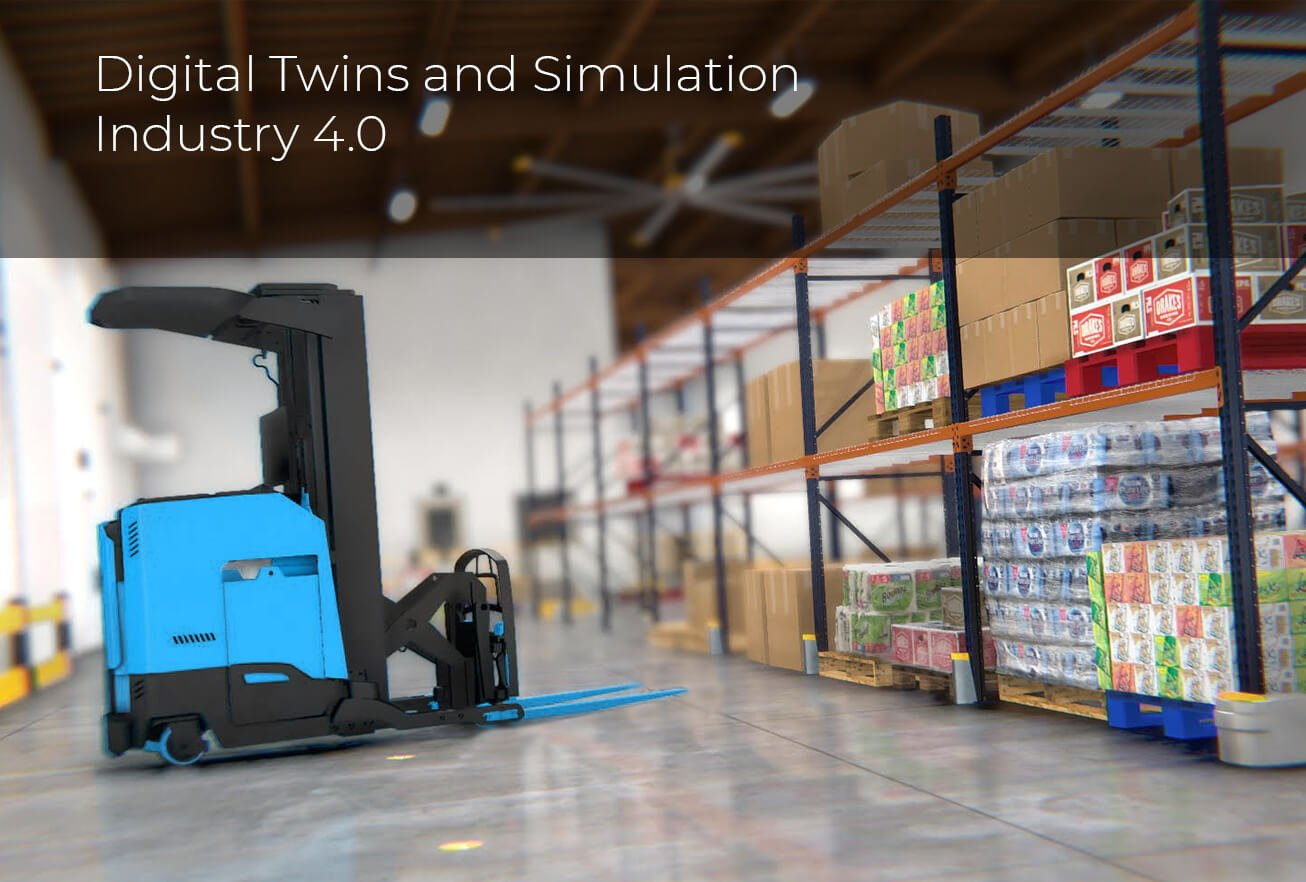 Digital Twins And Simulation Industry 4